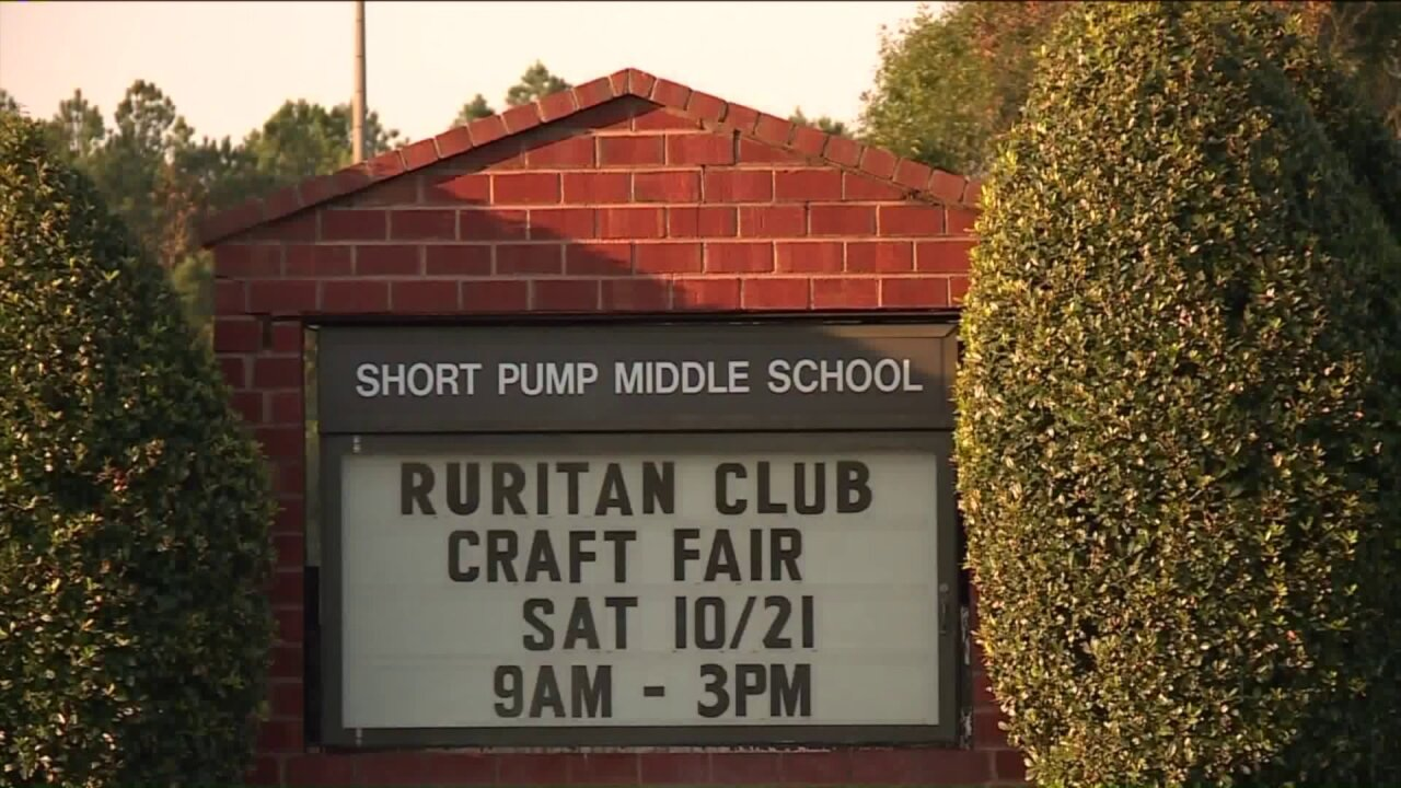 Short Pump Middle forfeits football season after racially chargedvideo