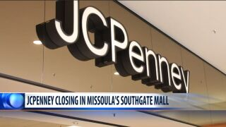 JC Penney plans to close Missoula store
