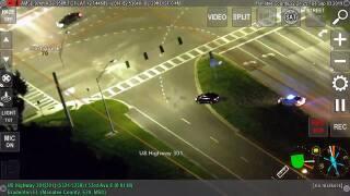 Stolen car pursuit manatee county