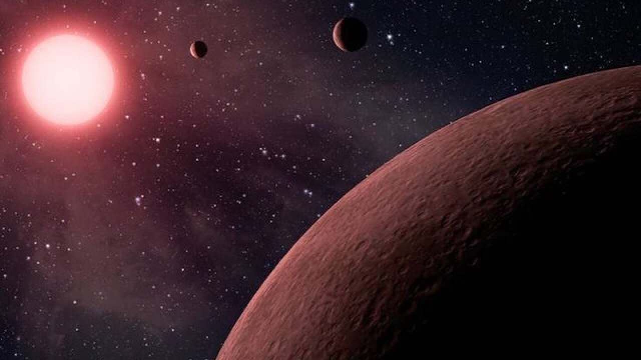 NASA announces discovery of 219 planets