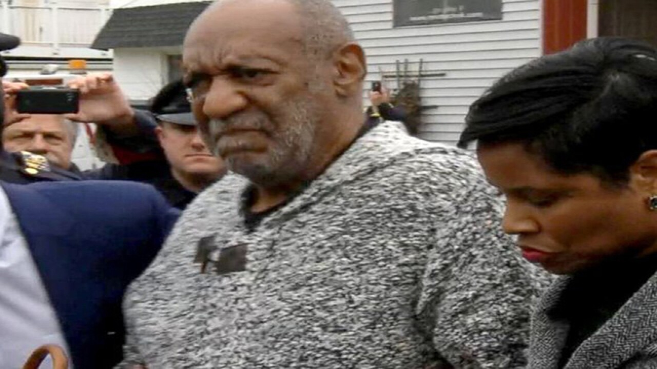 LIVE: Cosby to be charged with sexual assault