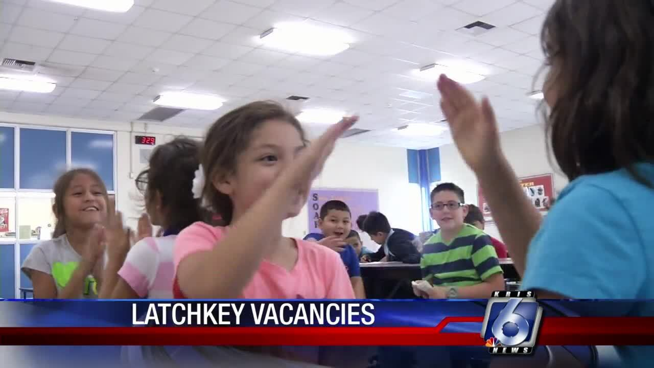 Latchkey workers needed