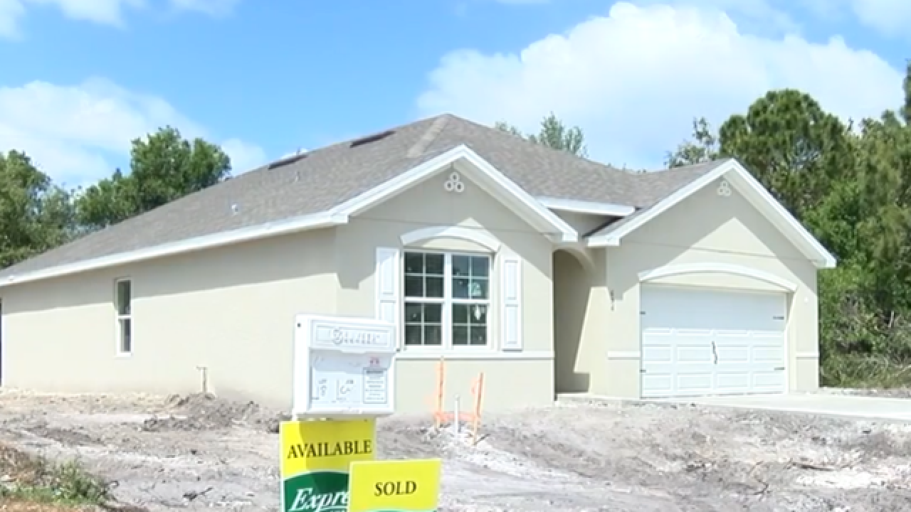 Crooks targeting new home sites in Port St. Lucie