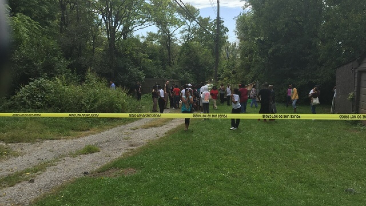 2 bodies found blocks away from bloody scene