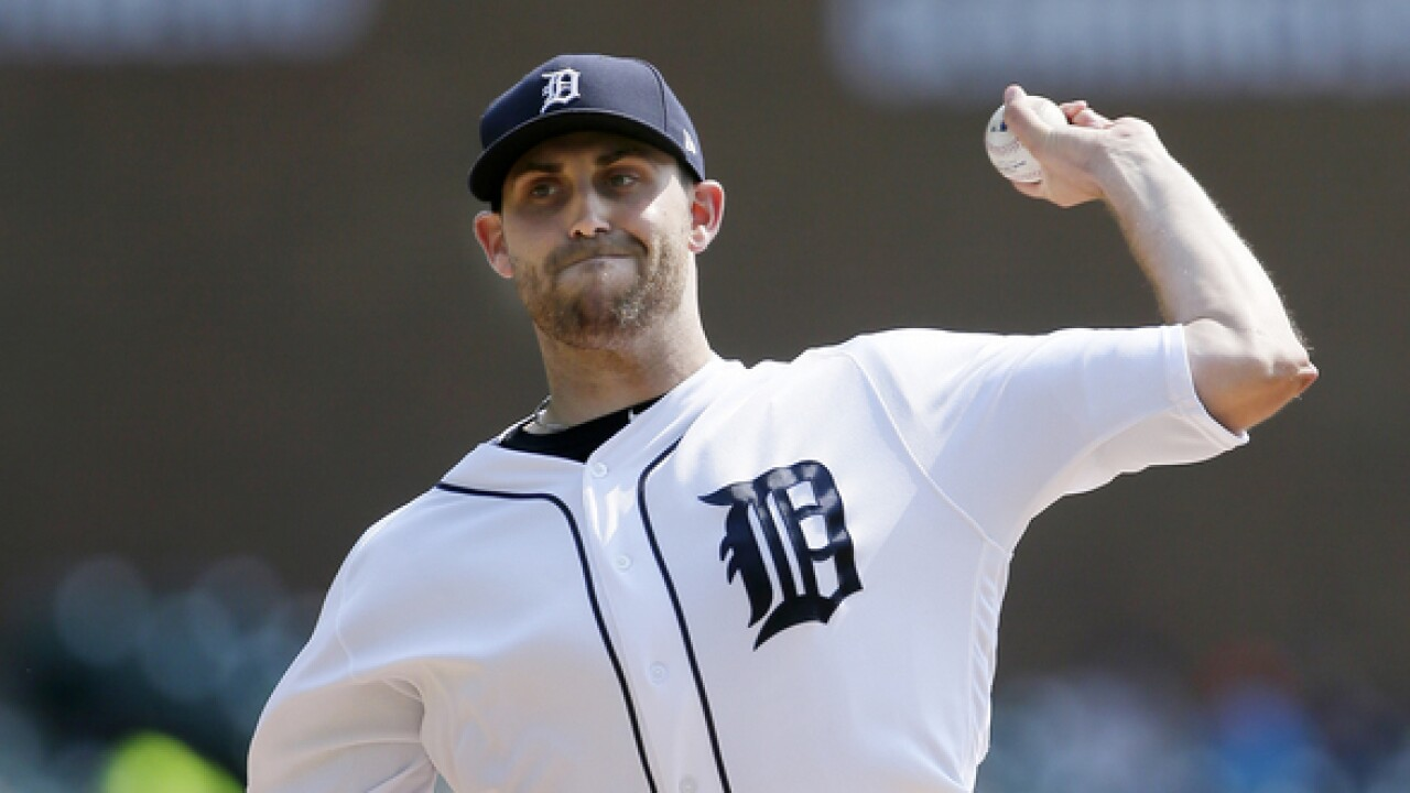 Report: Mariners interested in Tigers LHP Matt Boyd