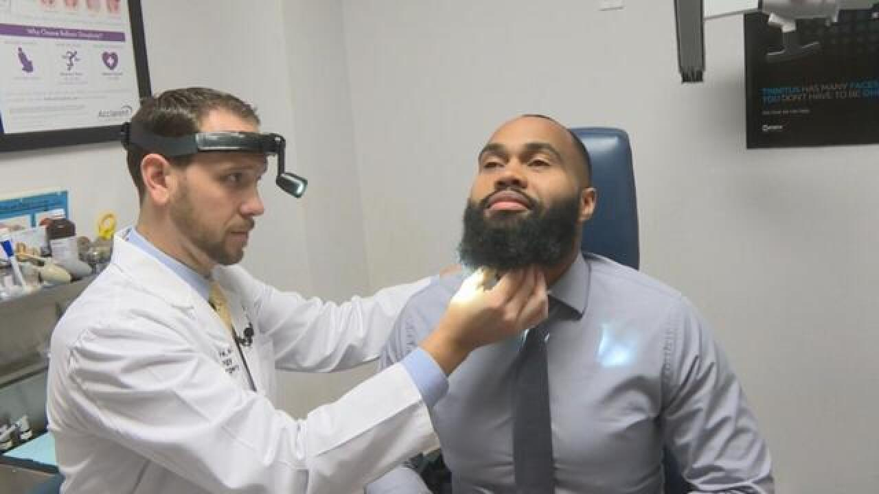 Beards may be able to help with allergies