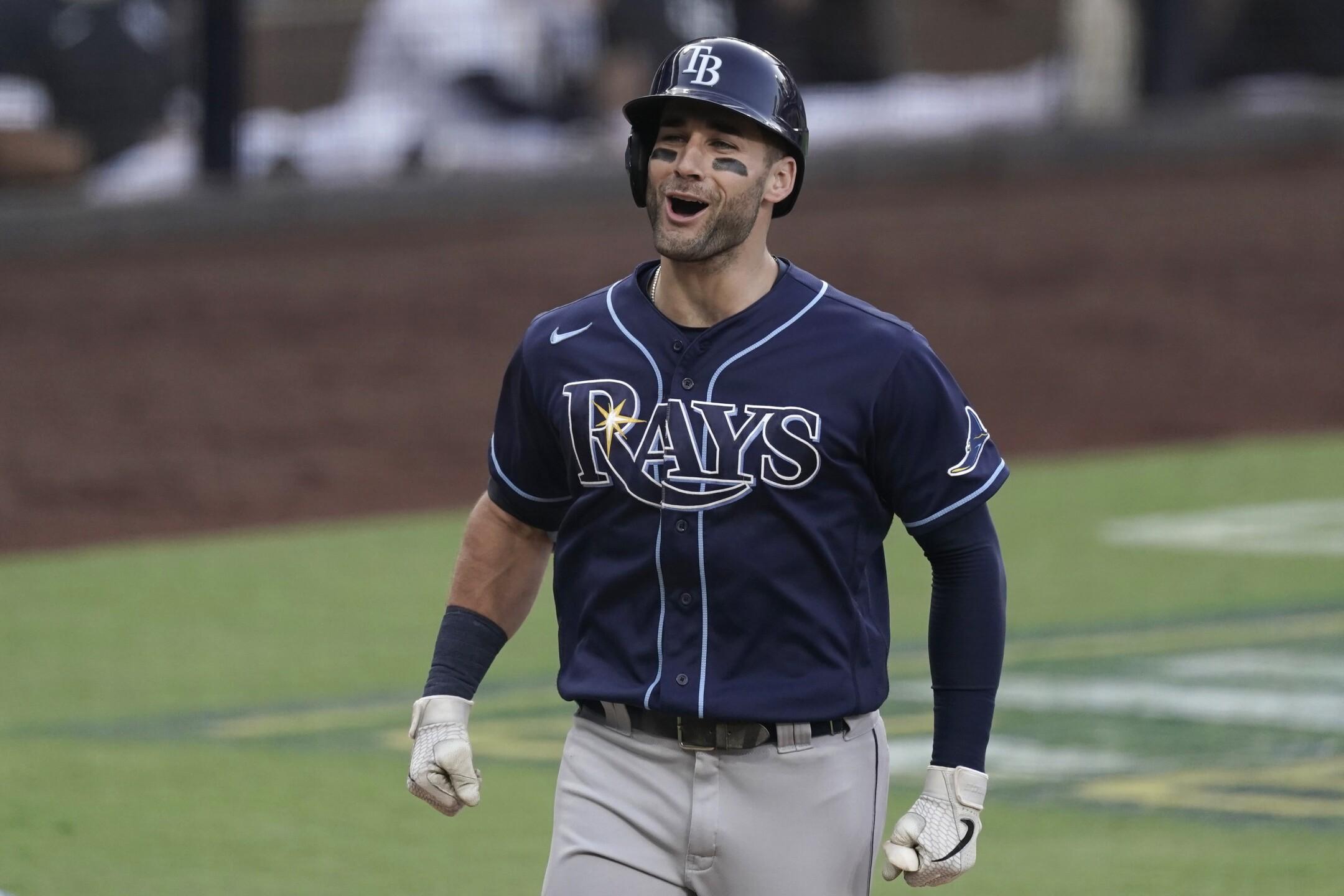 ALDS Rays Yankees Baseball