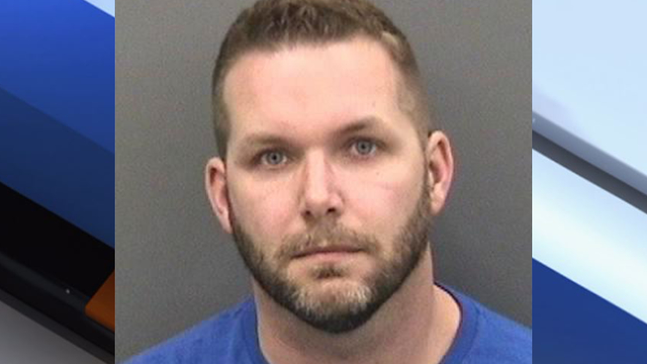 Pasco County assistant principal arrested