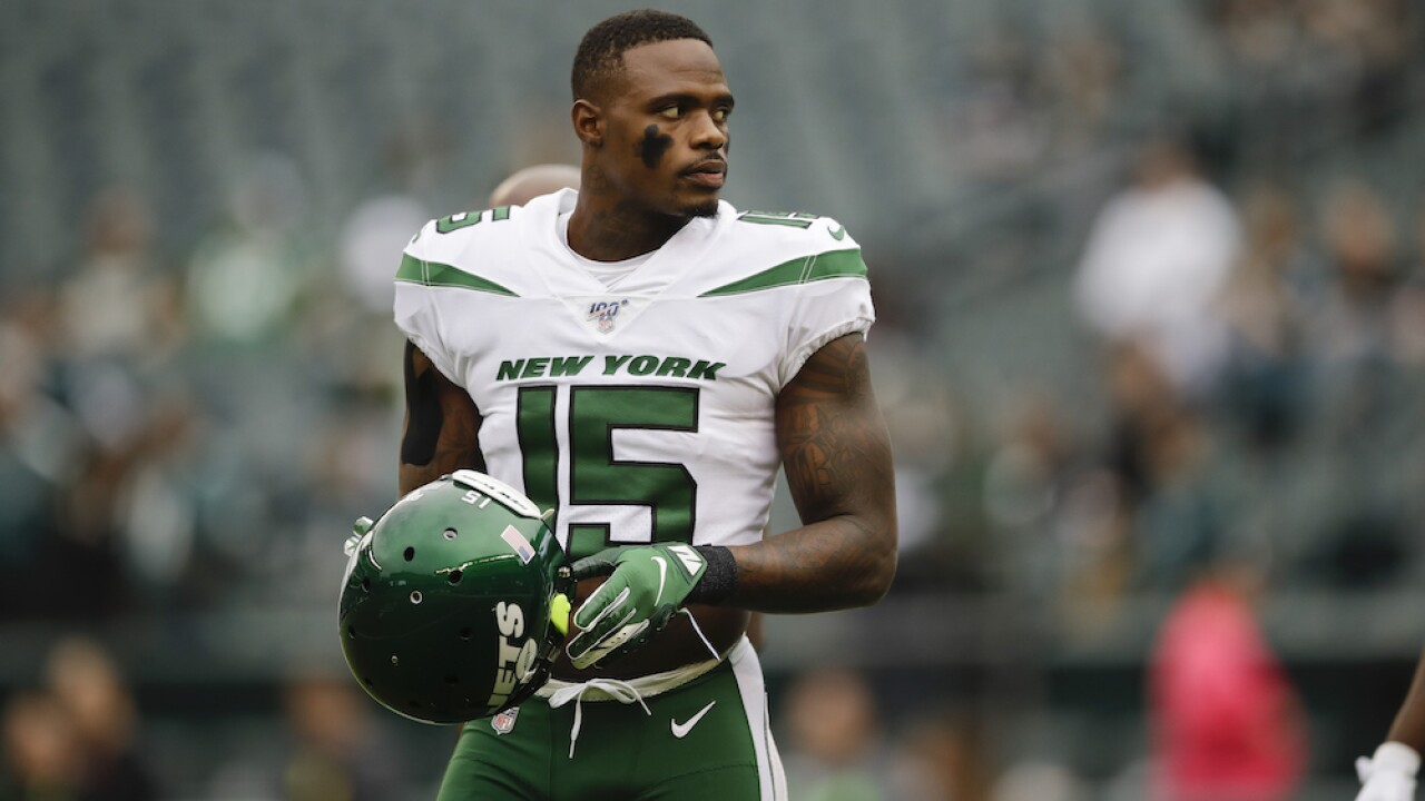 NFL wide receiver charged with spending COVID-19 relief funds on 'luxury items'