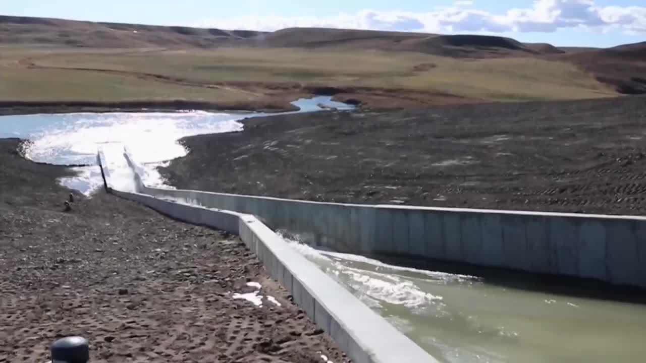 Milk River Project
