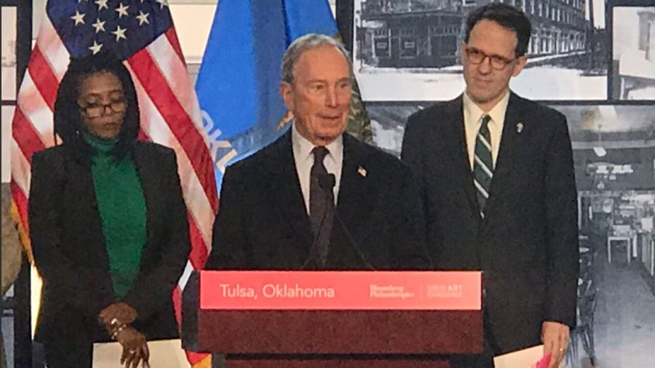 mayor bloomberg in tulsa.JPG
