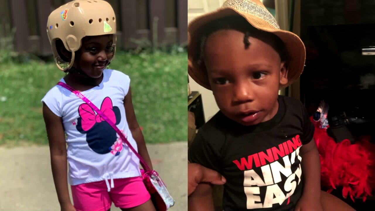 'We know what it feels like:' Family of Kemiyah Edwards visits 2-year-old Henrico toddler shot inhead