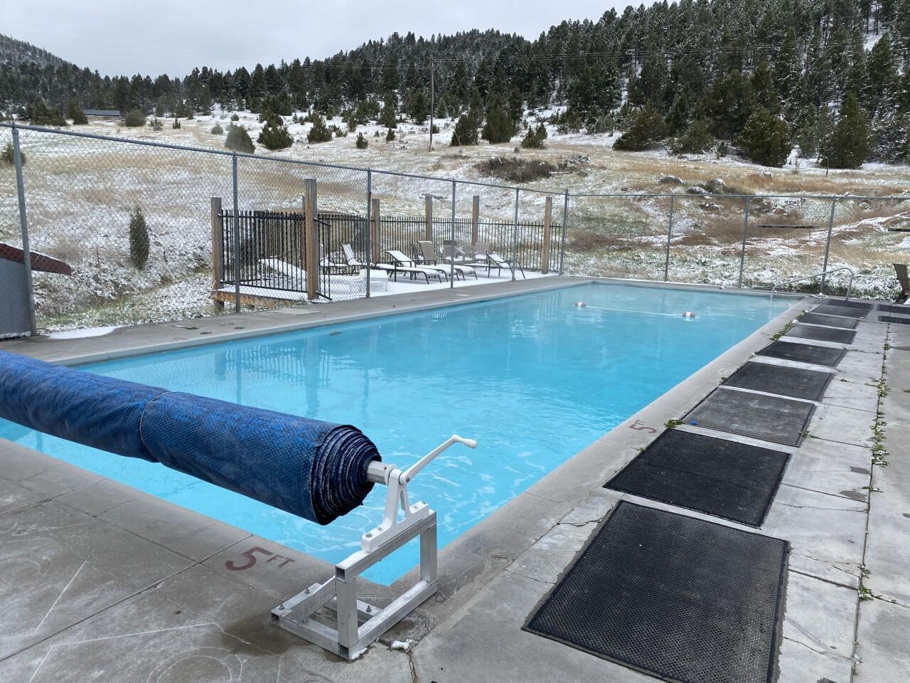 Boulder Hot Springs