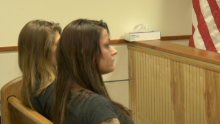 Two Belgrade women arrested after allegedly hiding wanted man in closet