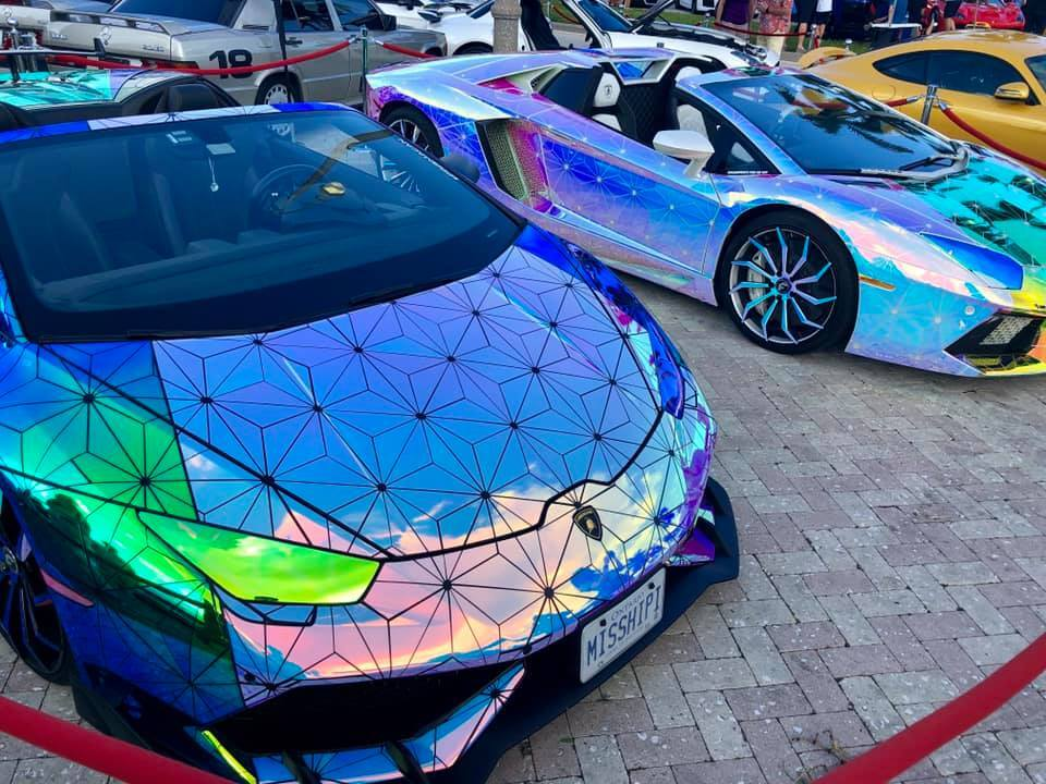 SuperCar Week's Grand Finale SuperCar SuperShow Sunday on the West Palm Beach Waterfront.