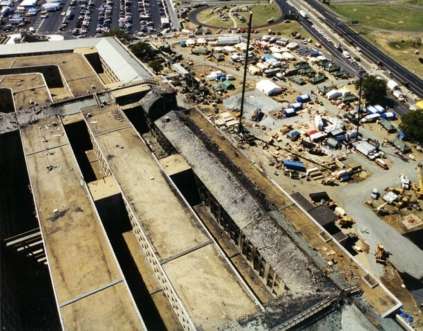 See rarely seen photos of the Pentagon from Sept. 11