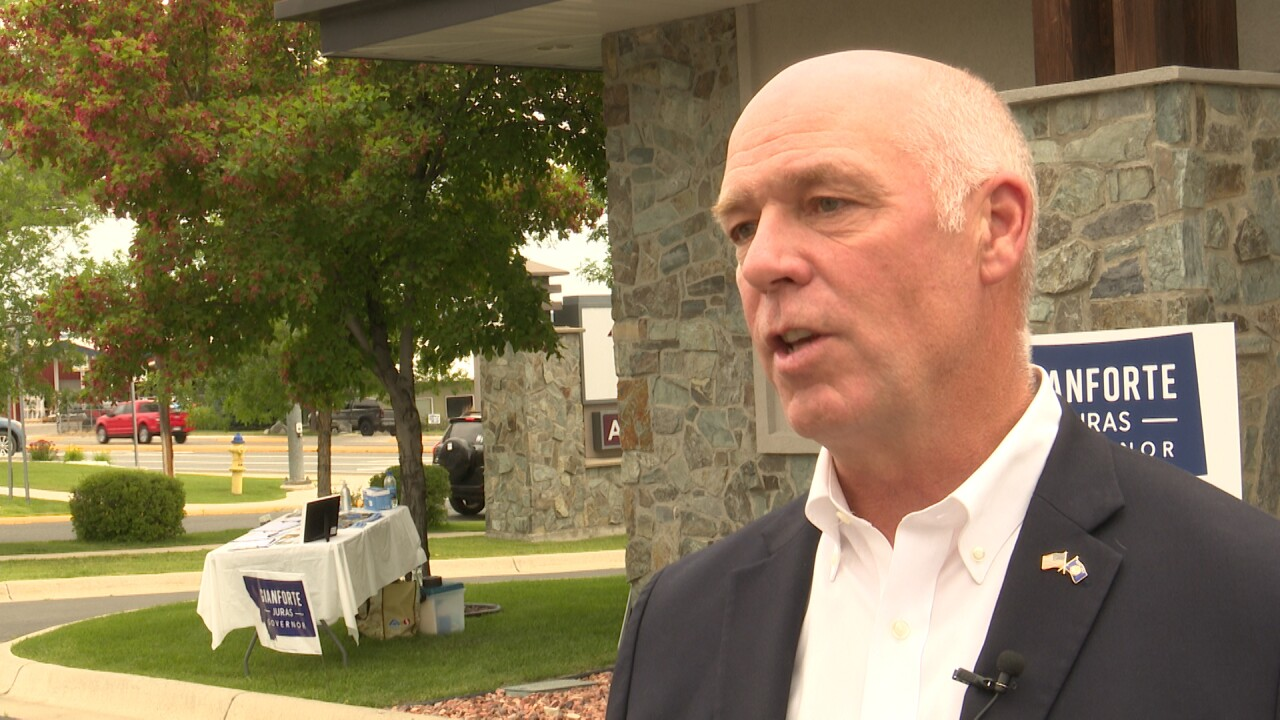 Gianforte warned for violating state hunting law