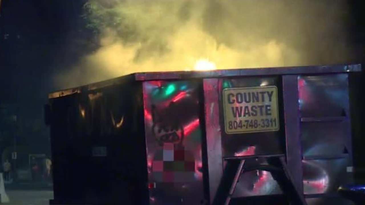 CA: Insufficient evidence to file charges against summer 2020 arson suspect