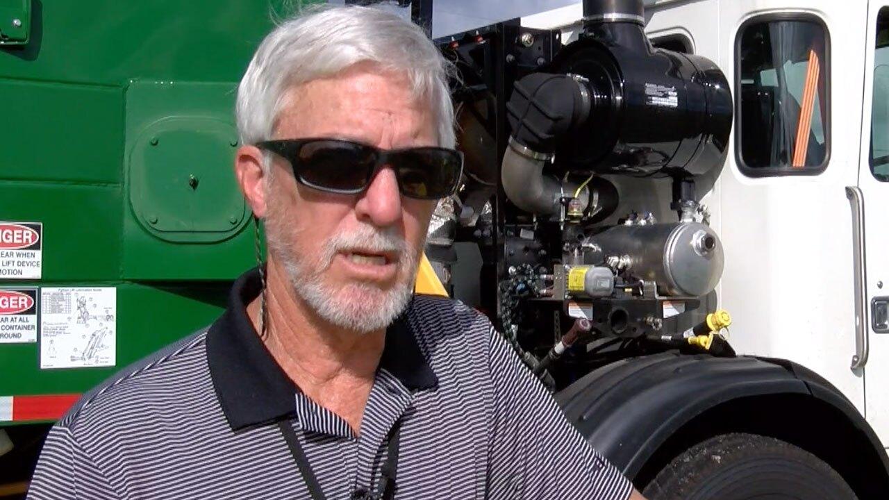 Martin County Solid Waste Director Sam Amerson