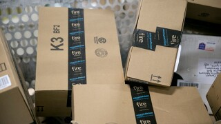 Carjacker brought into custody after joyride in Amazon delivery truck