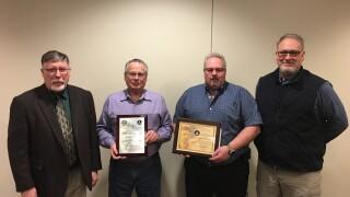Comer FAA award