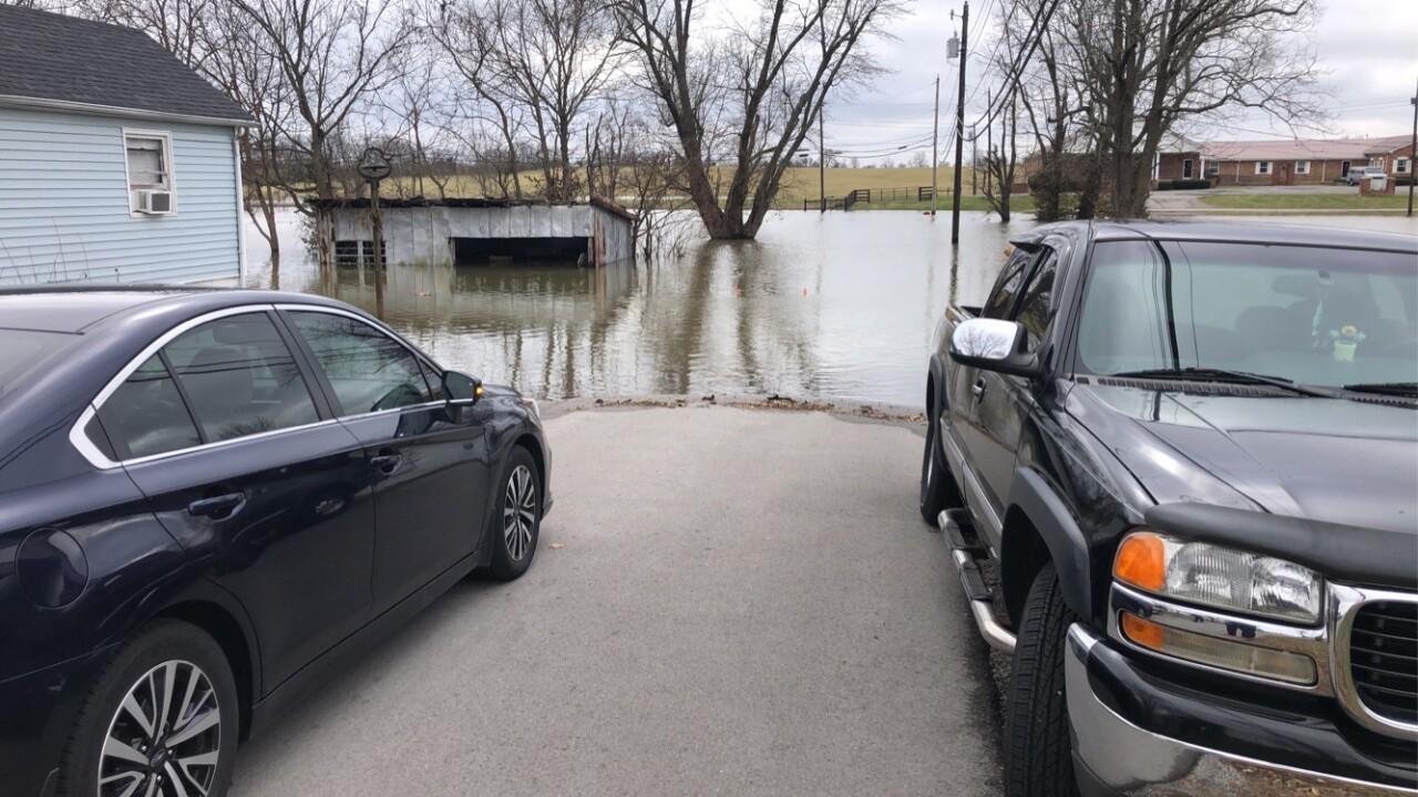 burgin flood