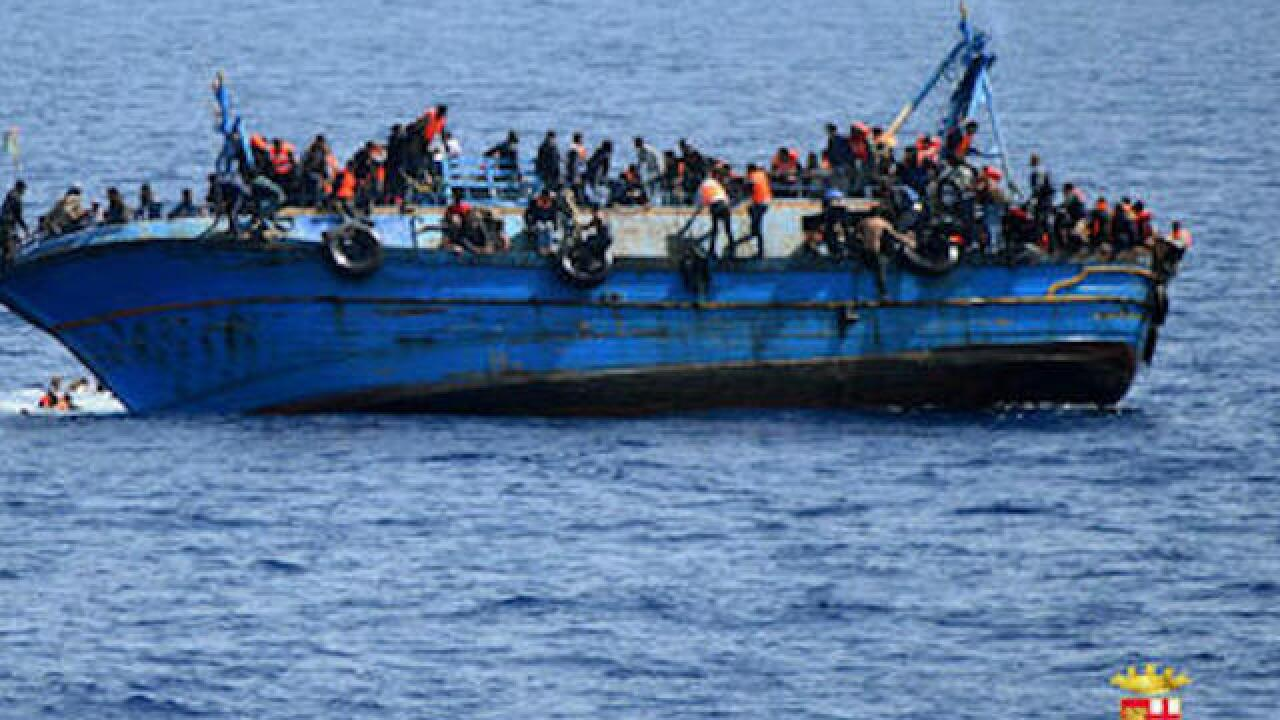 Italy recovers 7 bodies, saves 500 from ship
