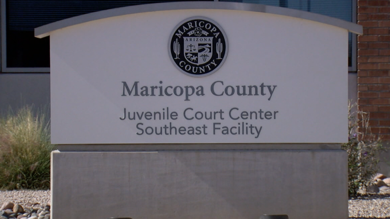 Maricopa County Juvenile Court Center