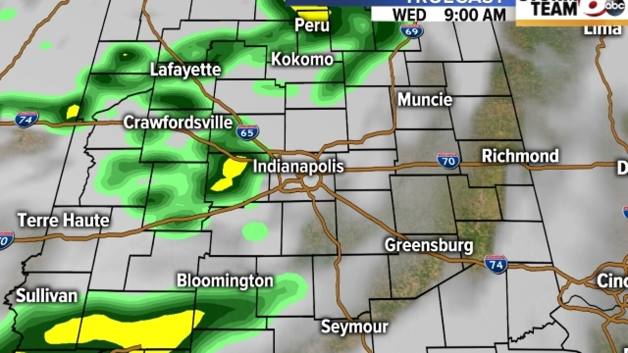 TIMELINE: More rain? See when it could hit you