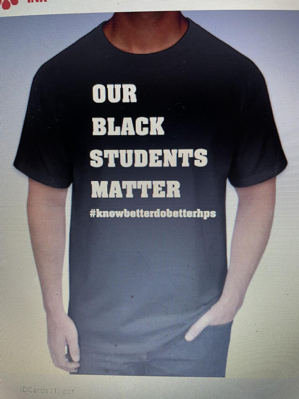 Our Black Students Matter, Holt Public Schools