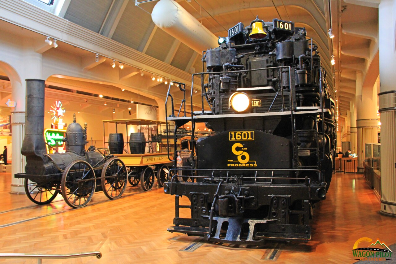 The Henry Ford Trains