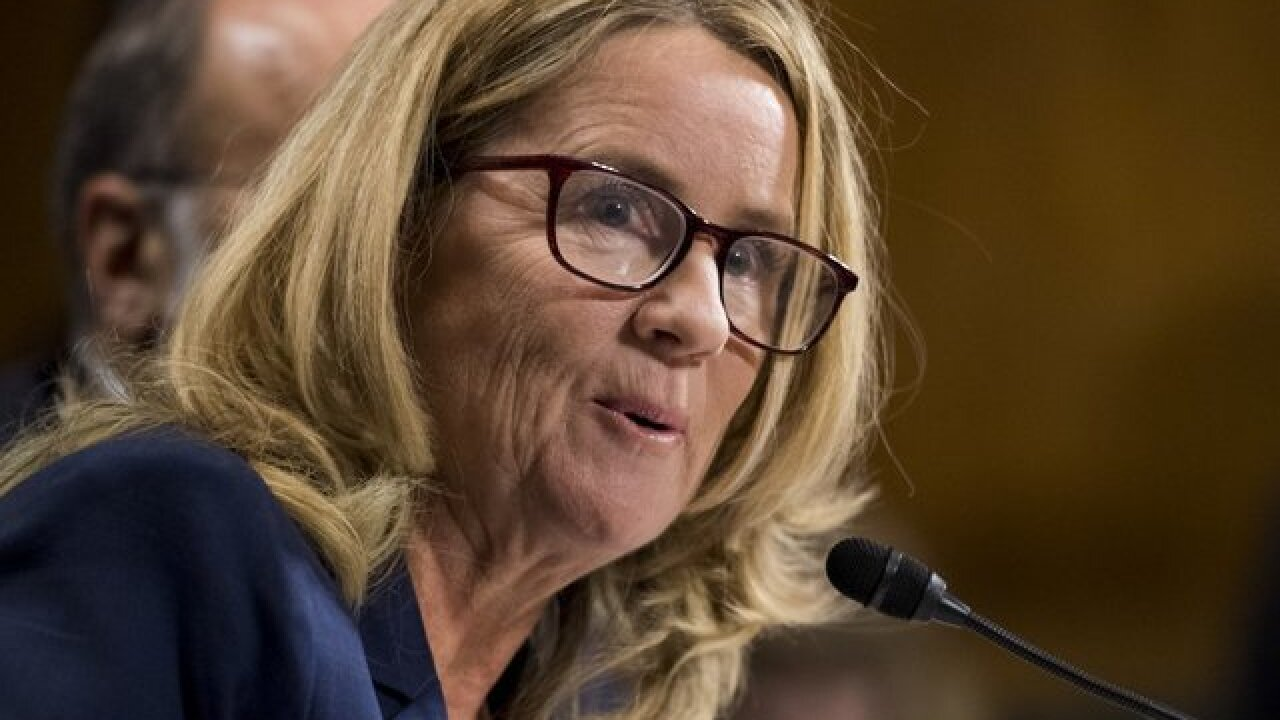 Christine Blasey Ford nominated for UNC Distinguished Alumna Award