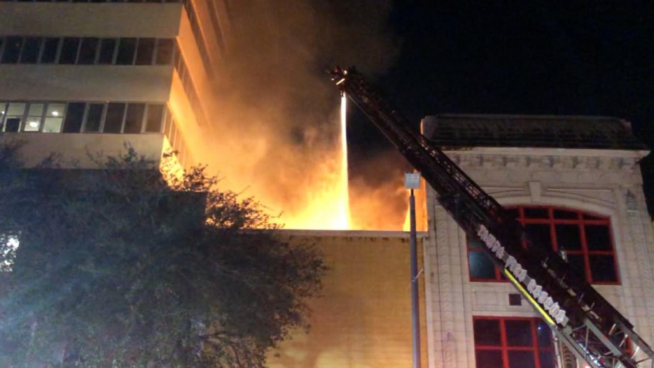SzeChaun House fire Tampa