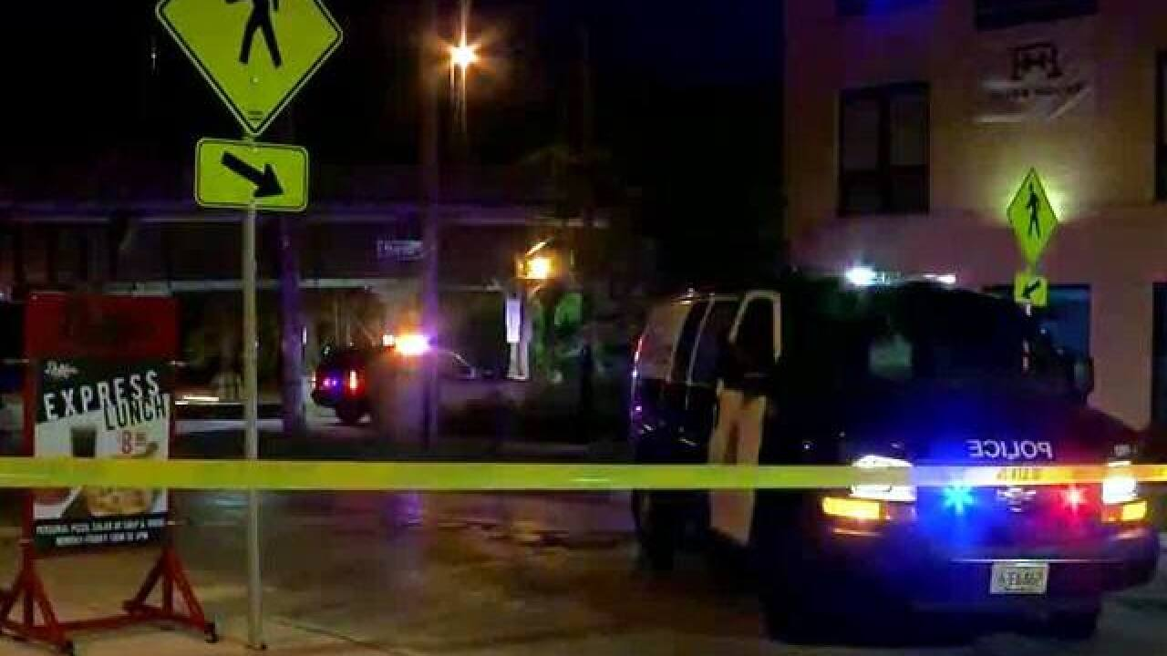 "MPD: 2 killed in shooting at ""Swing Park"""