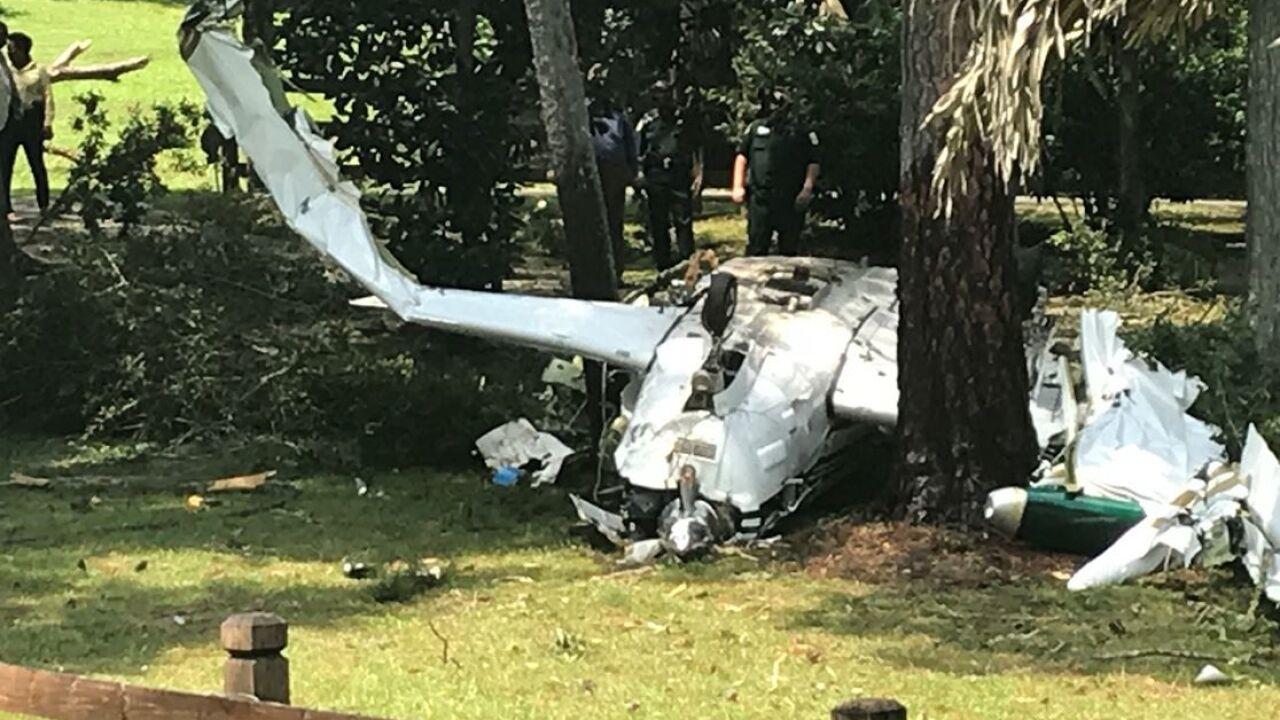 Authorities respond to small plane crash near Quincy Municipal Airport 2.JPG