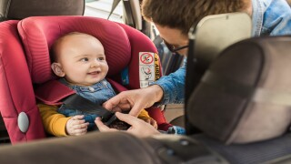 Parents, this is when you can get a Walmart gift card for recycling your old car seat