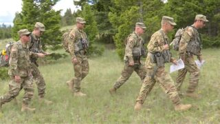 73 Montana National Guard soldiers and airmen activated for COVID-19 response