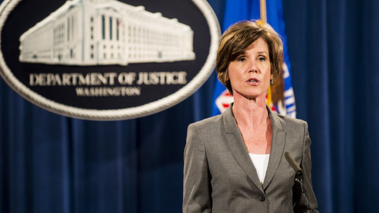 5 things to watch at the Sally Yates hearing