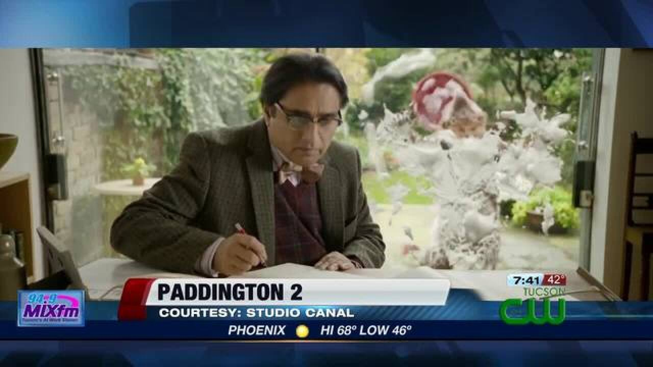 'Paddington 2' movie review: It's whimsical