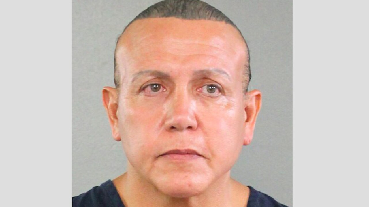 Mail bomb suspect Cesar Sayoc to be held without bond