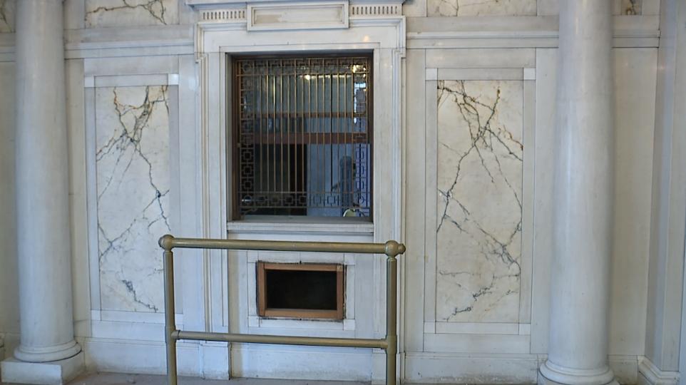 Emery Theatre lobby