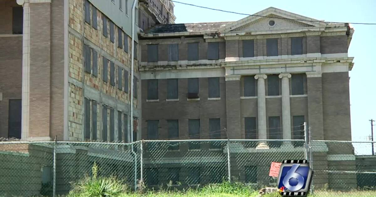 First steps taken in courthouse restoration project