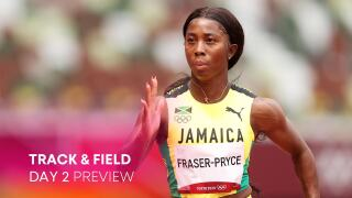 Track & Field Day 2: Fraser-Pryce pursues Olympic 100m title No. 3