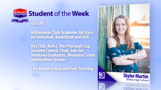 Student of the Week: Skyler Martin