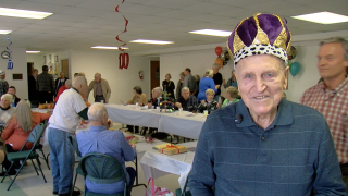veteran 100 year birthday