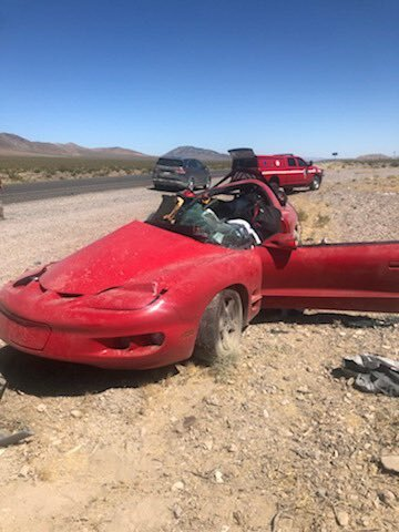 Highway 95 Accident Today