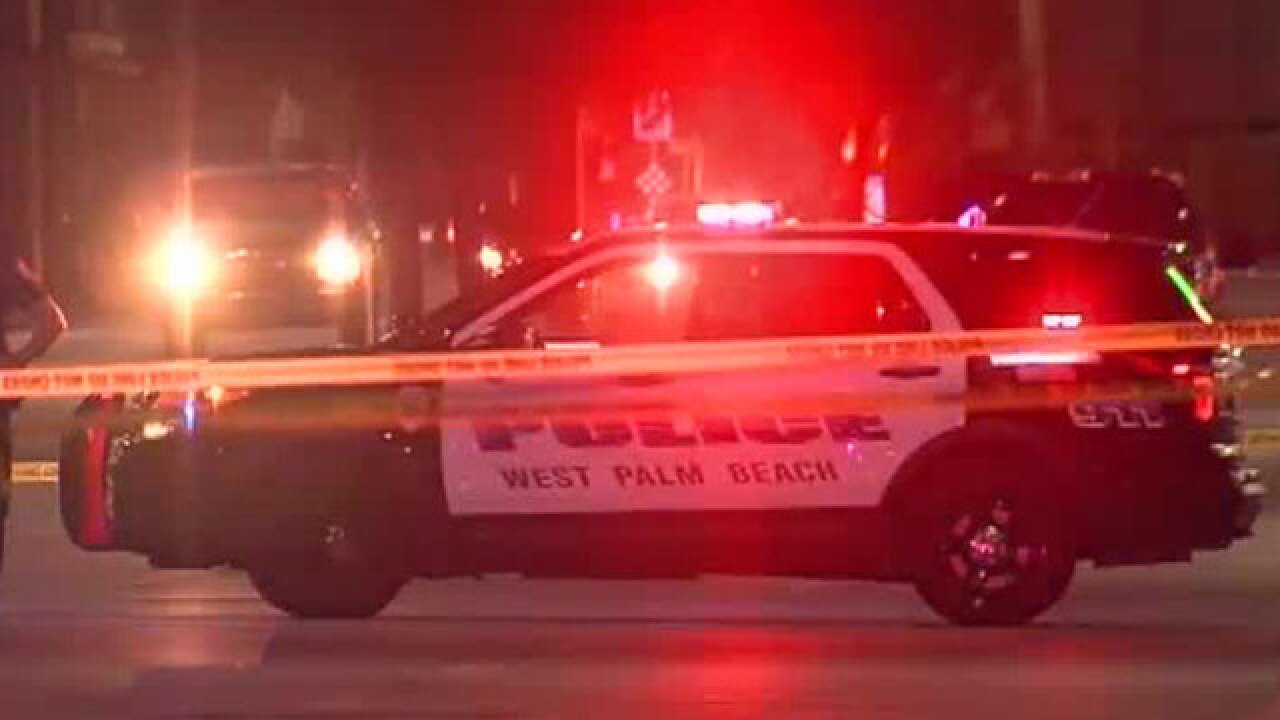 Man found dead from gunshot wound inside West Palm Beach vehicle