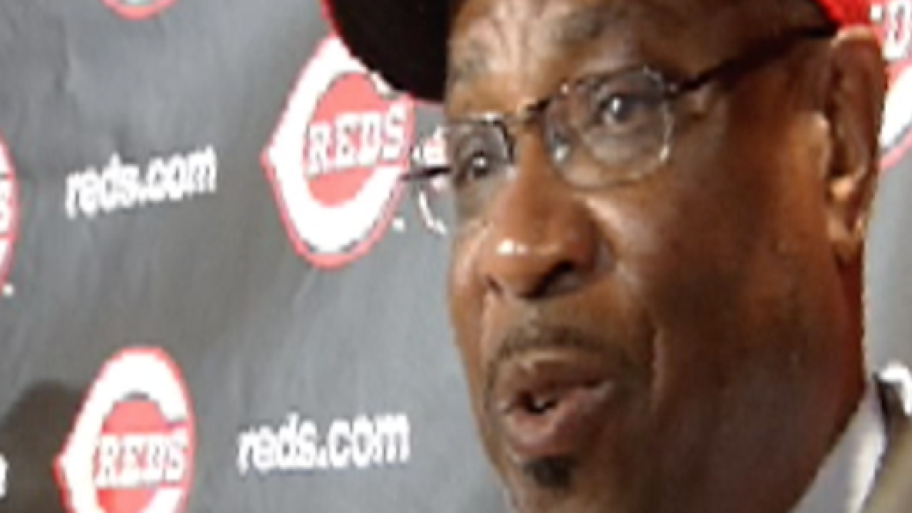 Sports Vault: Reds pinned high hopes on Dusty