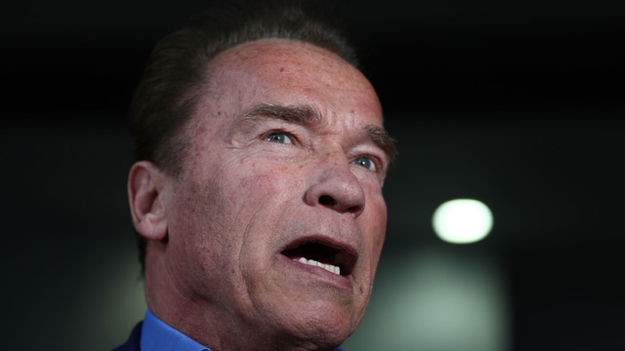 DC Daily: Schwarzenegger: If Trump fails, Kasich is a 'great alternative'