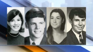 Kent State victims of the May 4, 1970 shooting.
